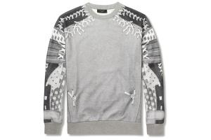 Givenchy Baseball print Sweatshirt