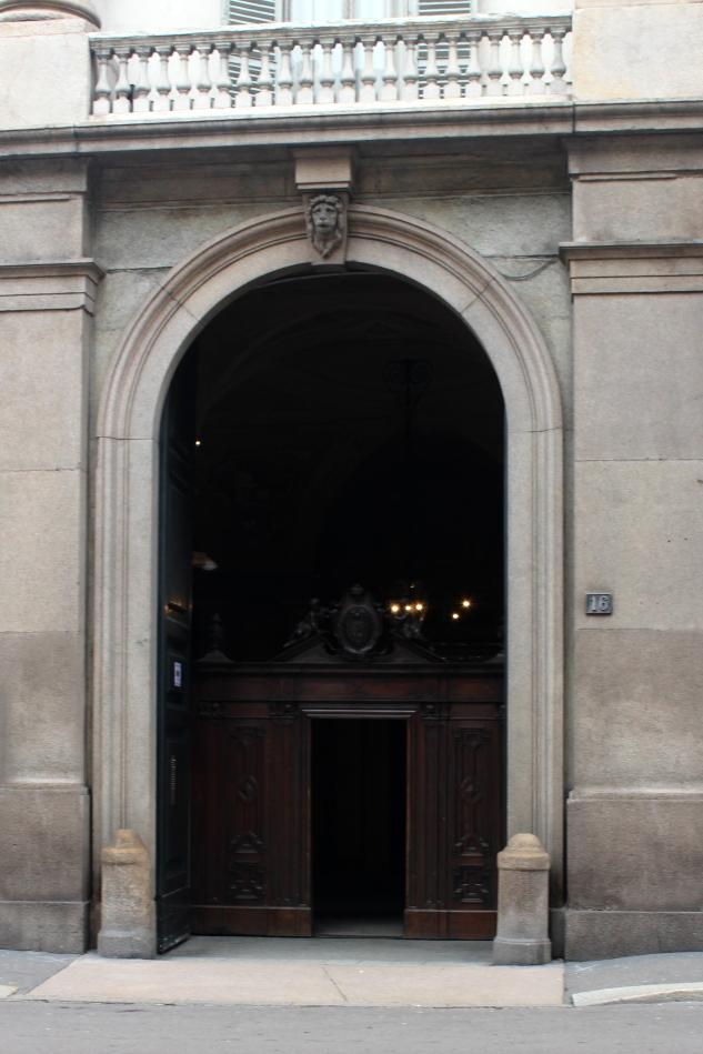 Palazzo Serbelloni, Corso Venezia, Milano
