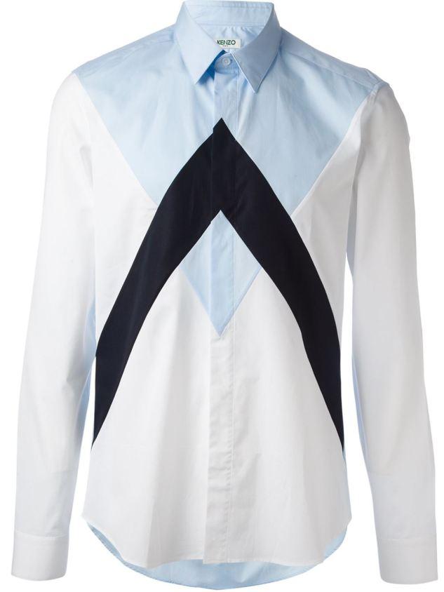 kenzo graphic shirt