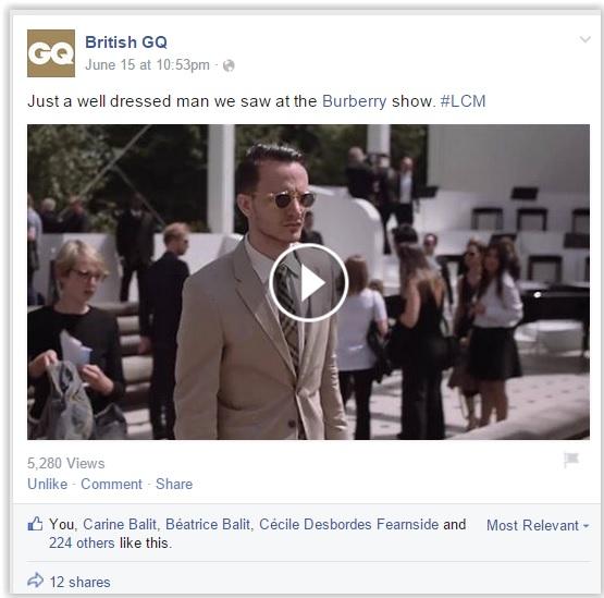 BritishGQFacebookVideo