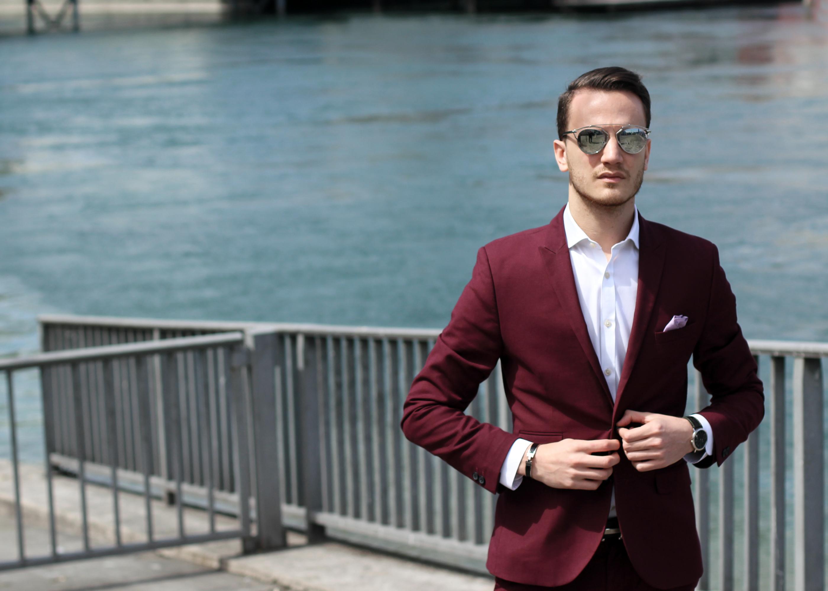 men\'s fashion blogger | INFASHIONITY