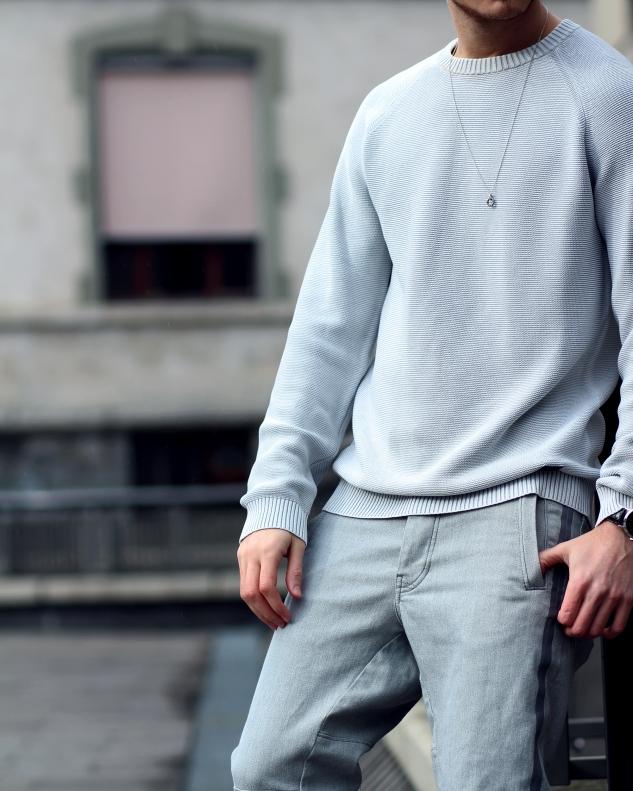 infashionity menswear fashion blog henri balit strellson casual sneakers dior so real