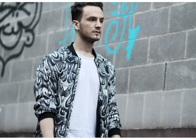 henri balit infashionity swiss men's fashion blog j lindeberg bomber print adidas ultraboost