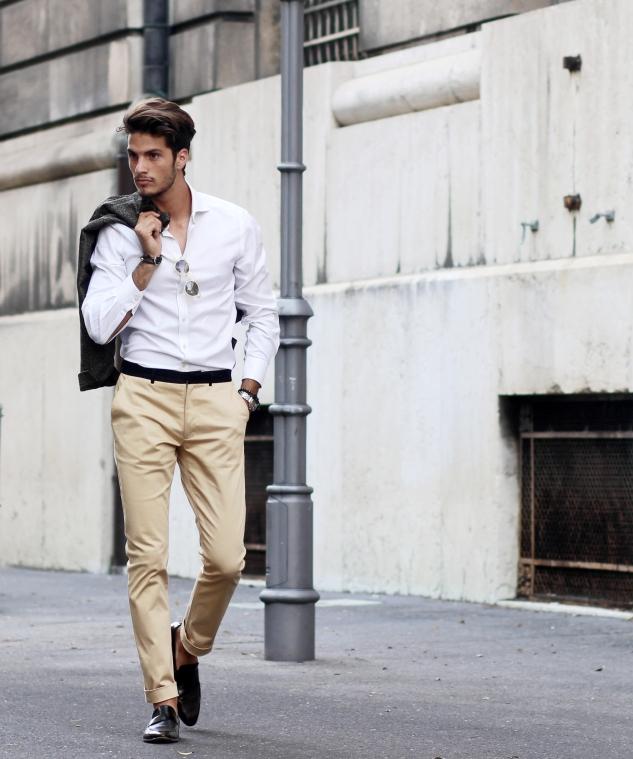 infashionity menswear platform styling photography henri balit model david santos square agency fall outfit men's fashion blog streetyle men