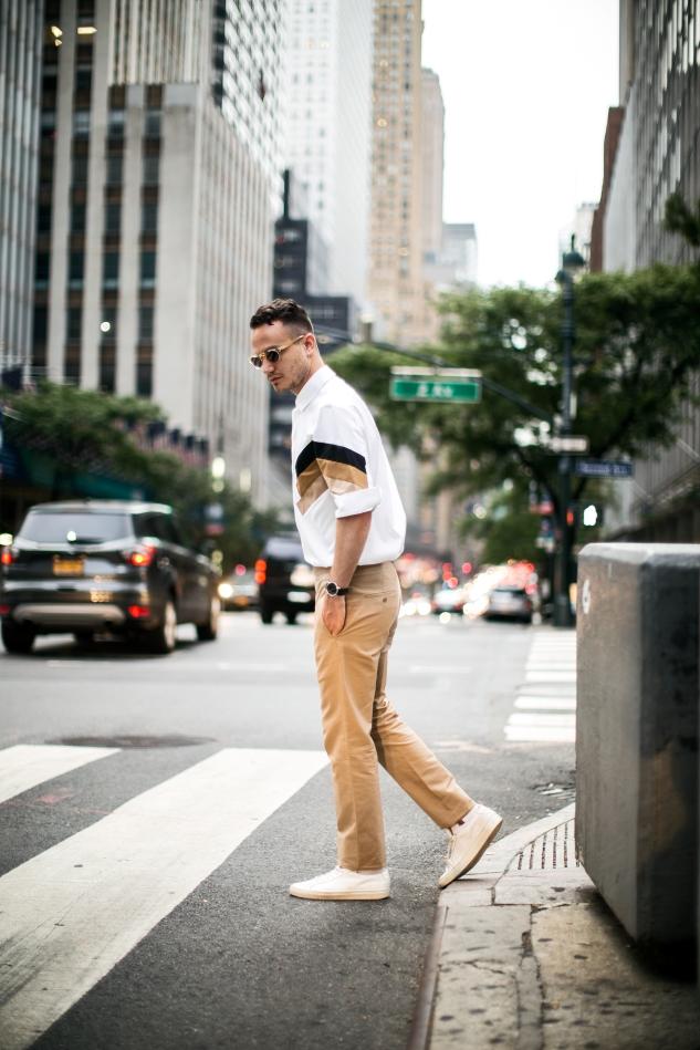 infashionity menswear fashion blog swiss henri balit nyc neil barrett graphic shirt ss17