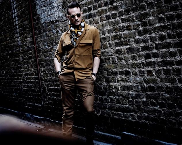 INFASHIONITY menswear fashion blog streetstyle lonfon fashion week men camel coat henri balit cos minimal scarf