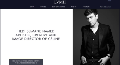 hedi slimane fashion designer celine breaking news menswear fashion blog