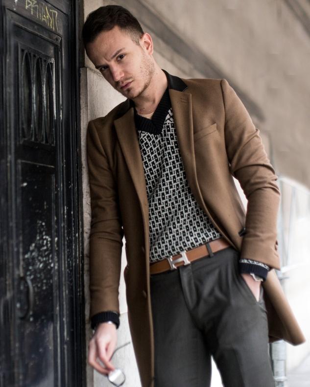 infashionity menswear fashion blog menswear henri balit bottega veneta hermes camel coat