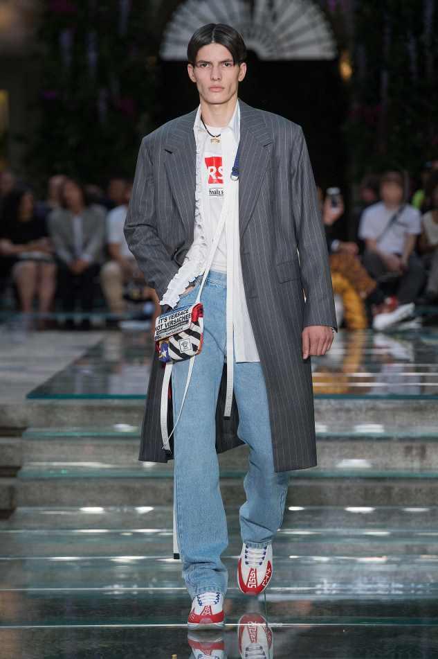 versace ss19 look
