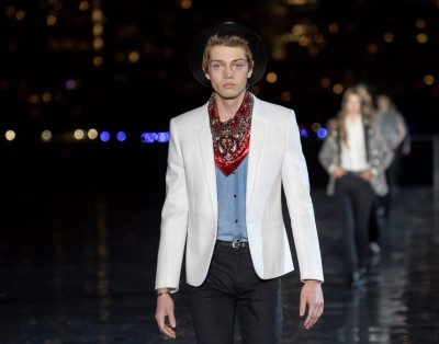saint laurent ss19 men's collection review infashionity